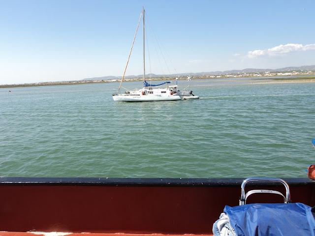 Catamarans in Olha
