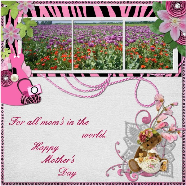May 2016 For all moms ,Happy Mothers Day