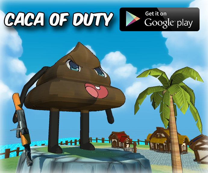 Caca of Duty
