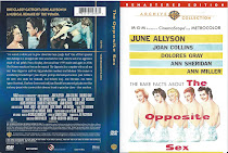 REDISCOVER - THE OPPOSITE SEX starring JOAN .. JUNE ALLYSON .. ANN MILLER .. DOLORES GRAY .