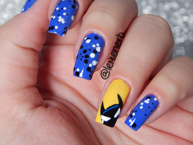 esmalte azul giovana antonelli