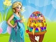 Pregnant Elsa Easter