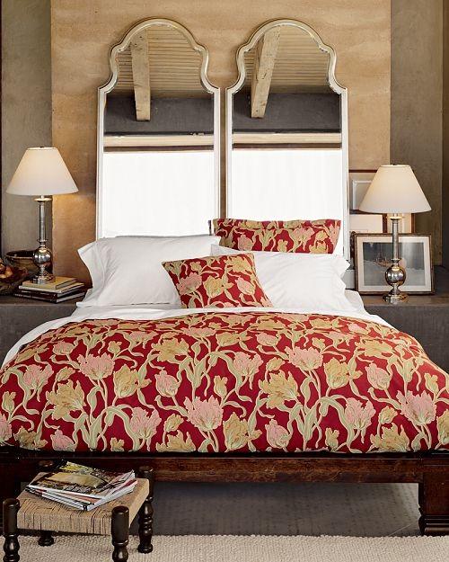 Decora y disena 11 espejos cabeceras de cama matrimonial - Cabecera de cama ...