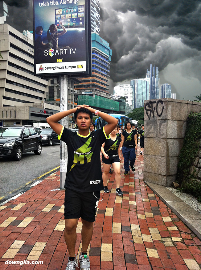 nike we run KL 10k 2012