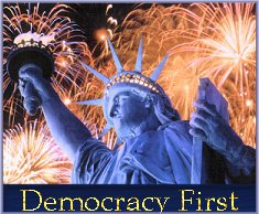 Democracy First