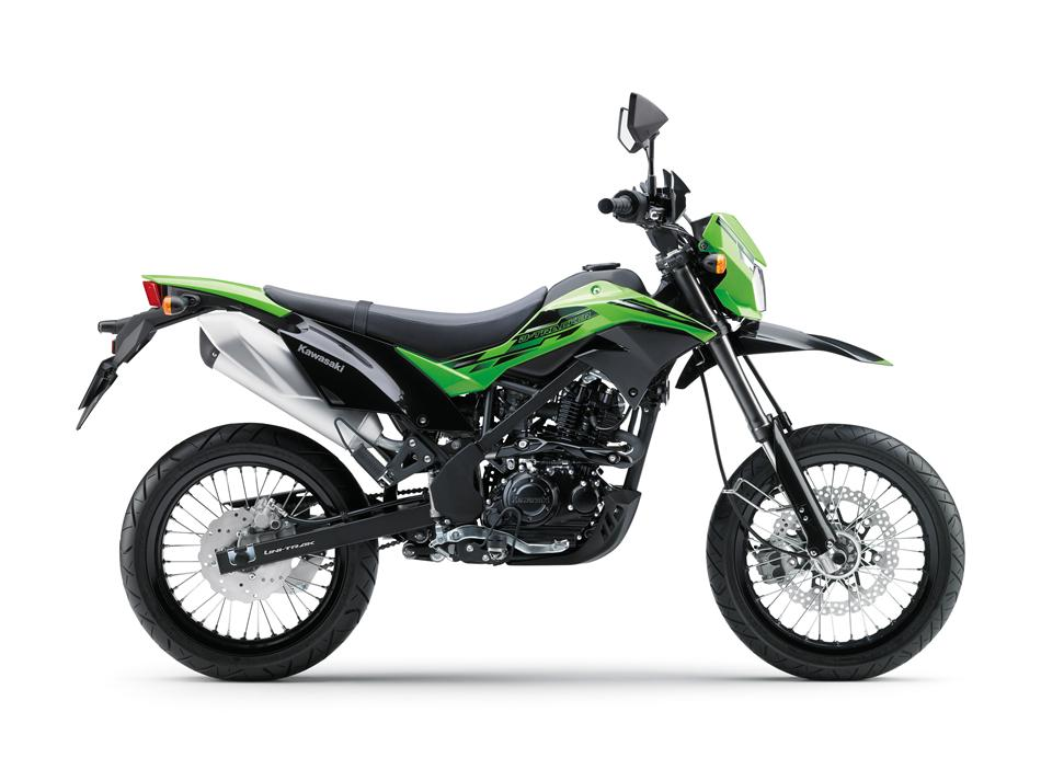 Kawasaki D-Tracker 2016 - BIKEINBD : Motorcycle price in ...