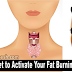 3-Step Secret to Activate Your Fat Burning Hormones and Lose Weight Fast