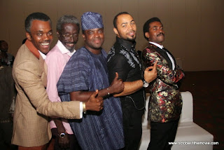 "Have you seen photos from Kunle Afolayan's movie's ""October 1st"" premiere?"