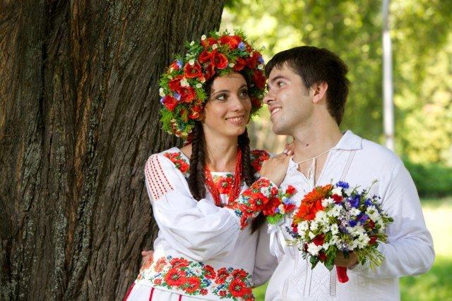Весілля в українському стилі, Тернопіль