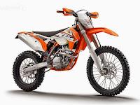 Spesifikasi Harga Sepeda Motor KTM 350