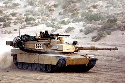 Tank MIA2 Abrams. Prokimal Online Kotabumi Lampung Utara
