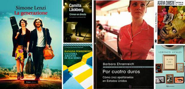 la bella vita - reto de las 13 lecturas 2013 (3º trimestre)