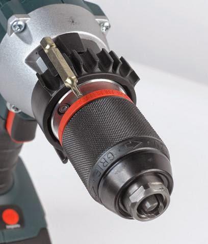 Máy khoan bắt vít dùng pin kết hợp Metabo SB18LTX (Đức)