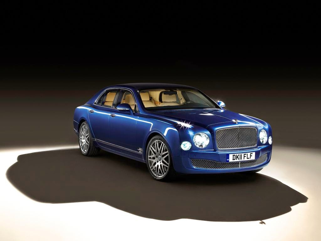 2014 Bentley Mulsanne Image
