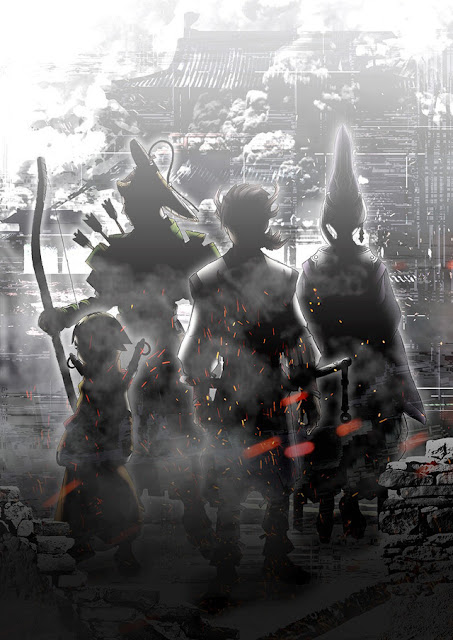 Key Visual Garo 2