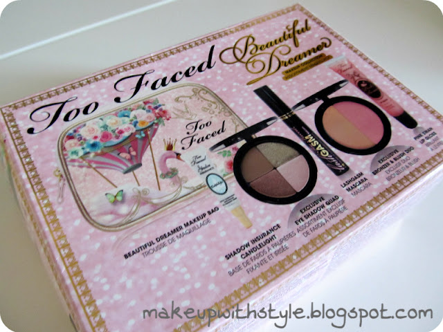 """Too faced"""