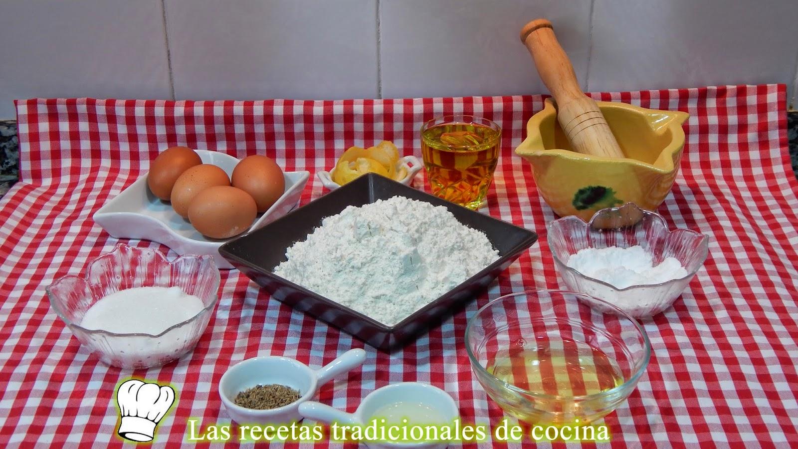 rosquillas del Santo o rosquillas de San Isidro