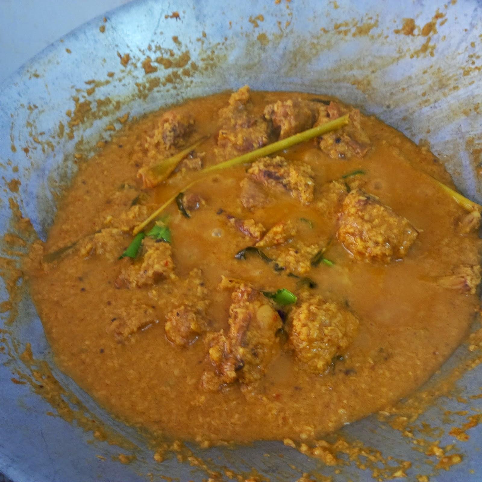 eid rendang, food, memasak rendang ayam, recipes, rendang ayam, rendang ayam recipe, Resepi, spicy rendang