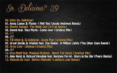2012.11.27 - SO, DELICIOUS? BY ANTOINE LUCAS #39 So+Delicious+39