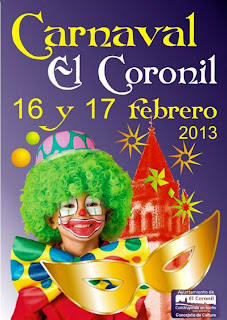 Carnaval El Coronil 2013