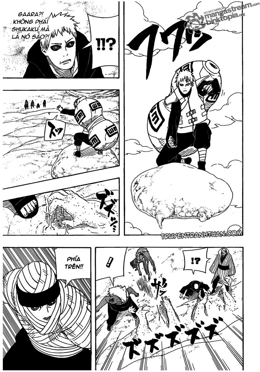 Naruto - Chapter 546 - Pic 12