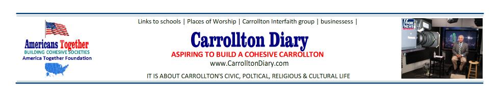 Carrollton Diary