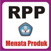 RPP menata produk
