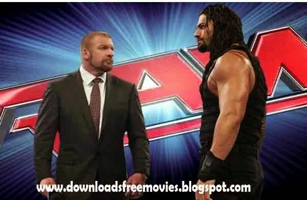 WWE Raw 9th February 2015 - 02/09/2015 Watch Online Download DVDscr