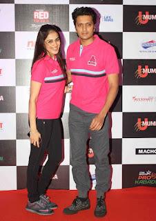 Celebrities at Pro Kabaddi League 2015