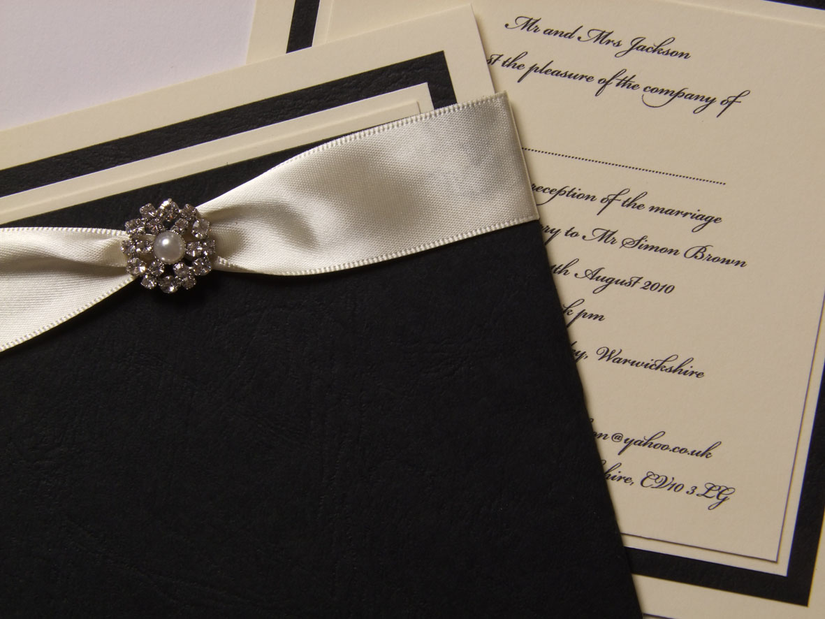 Old hollywood wedding invitations uk cheap