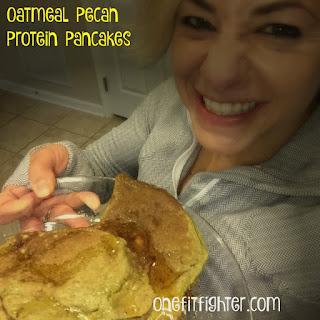 healthy pancakes, alternative to pancakes, oatmeal pancakes, protein pancakes