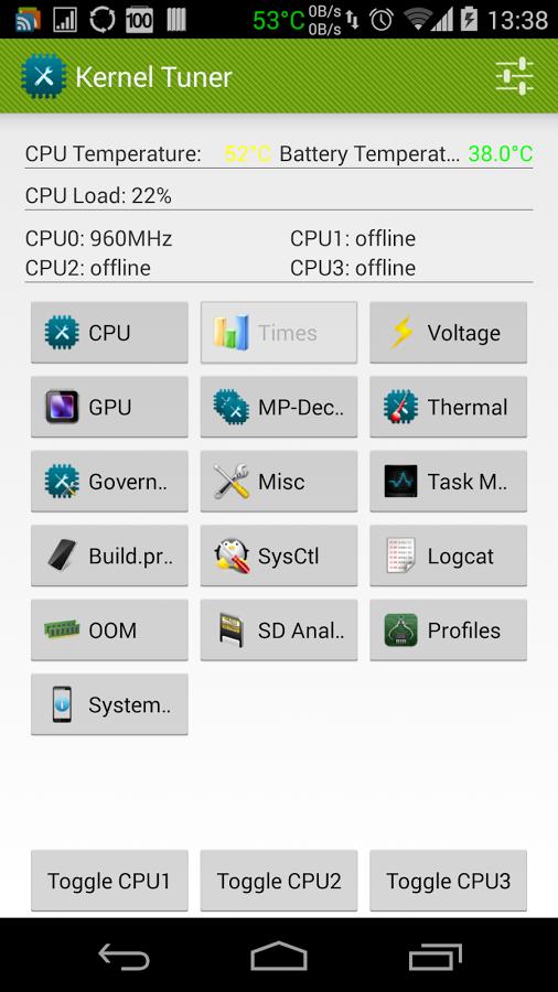 Kernel Tuner Pro Apk