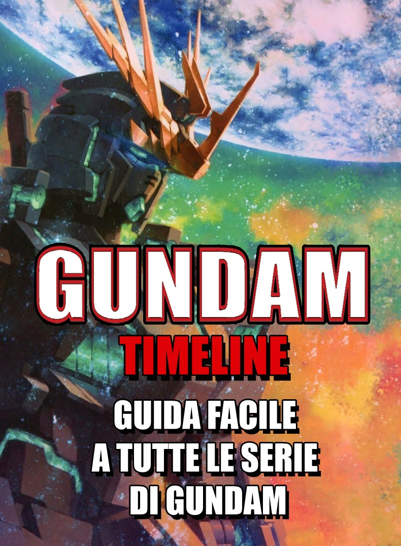 Gundam Cronologia tutte le serie