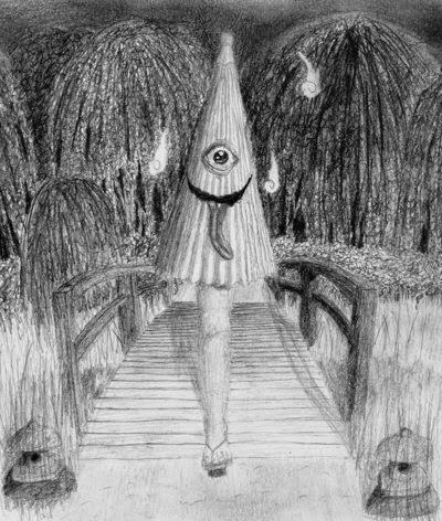 Cerita-Cerita Misteri Alam gaib - Setan Payung
