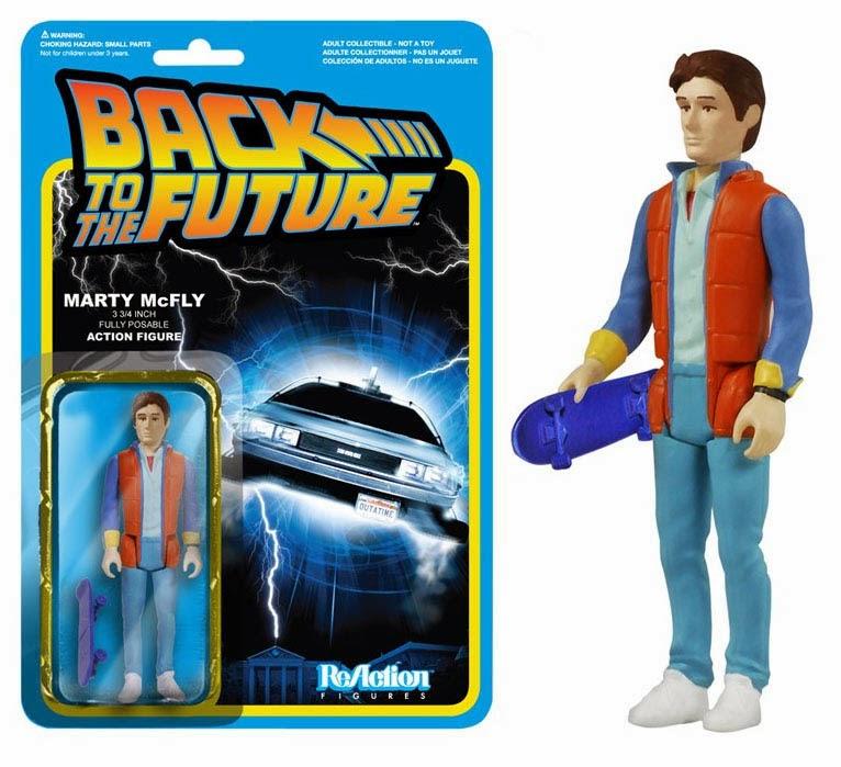 Figura Marty McFly Regreso al Futuro