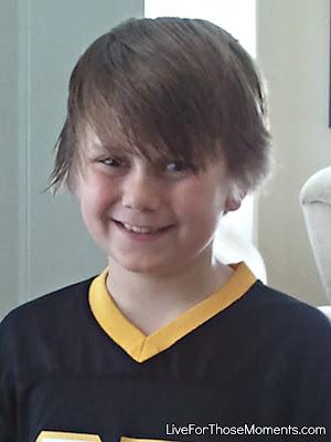 Lloyd Christmas Haircut