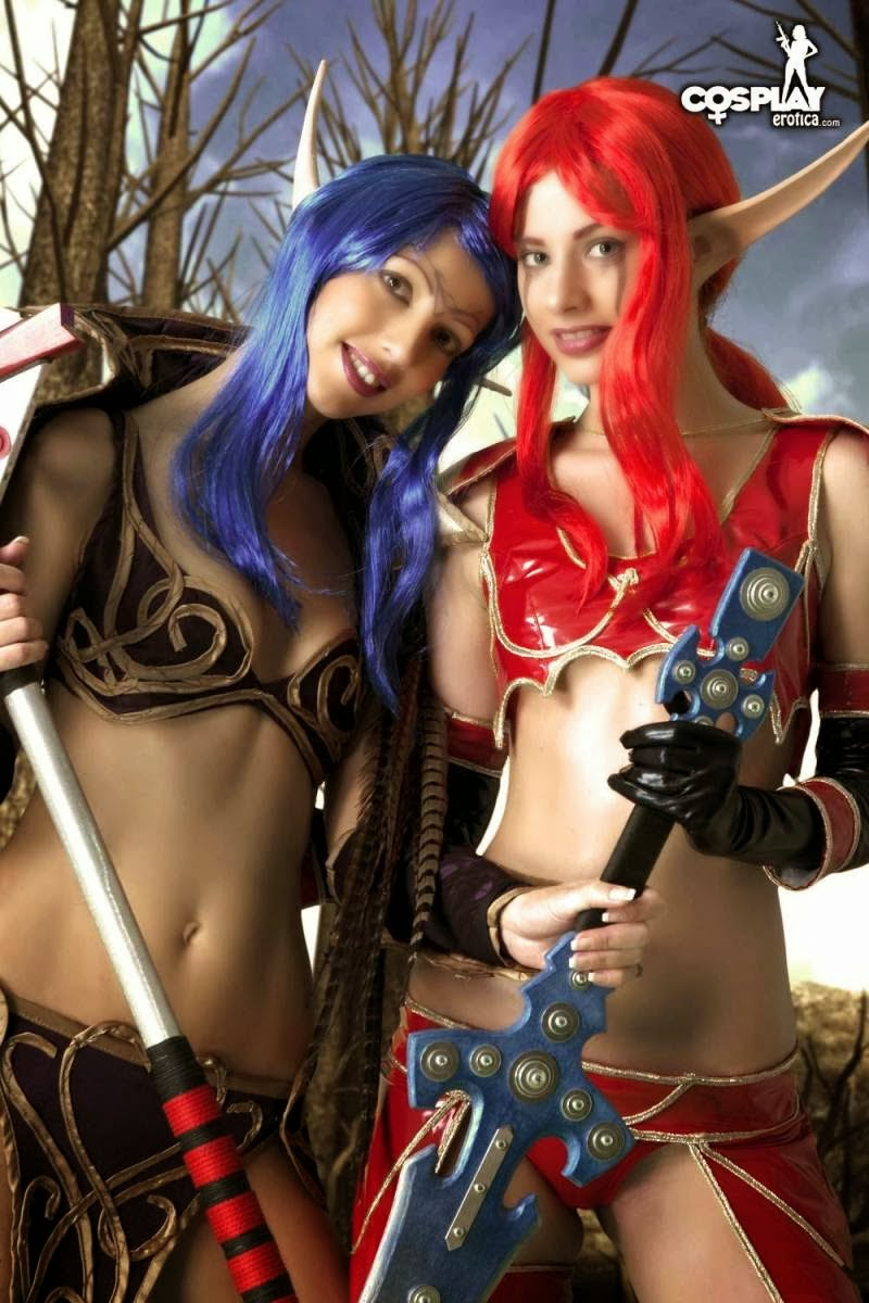 Warcraft cosplay porn pictures hardcore pictures