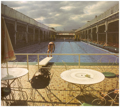 The swimming pool that sank and other watery tales for Piscine deligny