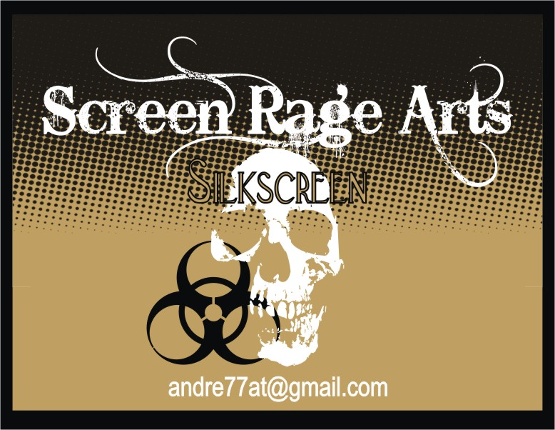 Screen Rage Arts