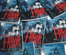 Cuenta cuentos de T-rror. Editorial Equinoxio.
