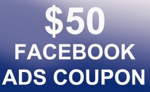 Get on 50$ Facebook Ads coupon for free