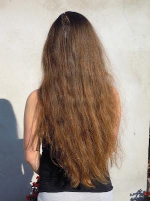 Aktualizacja włosów Wrzesień 2015