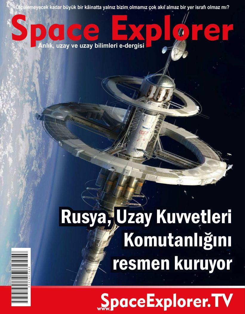 Rusya, Uzay Kuvvetleri Komutanlığı'nı resmen kuruyor.