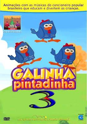 Galinha Pintadinha 3 DVDRip XviD & RMVB Nacional