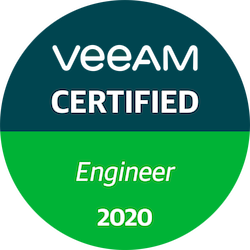 Veeam Certified Engineer 2020 (VMCE)