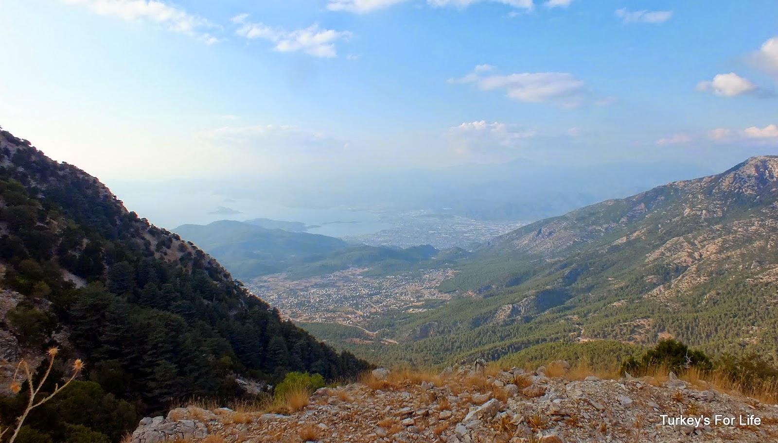 Babadağ Views, South West Turkey