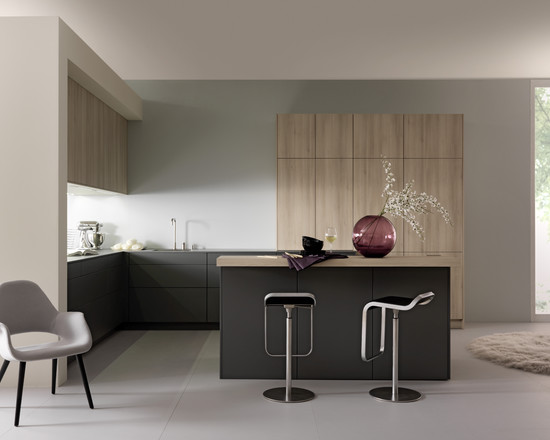 warna car dapur modern