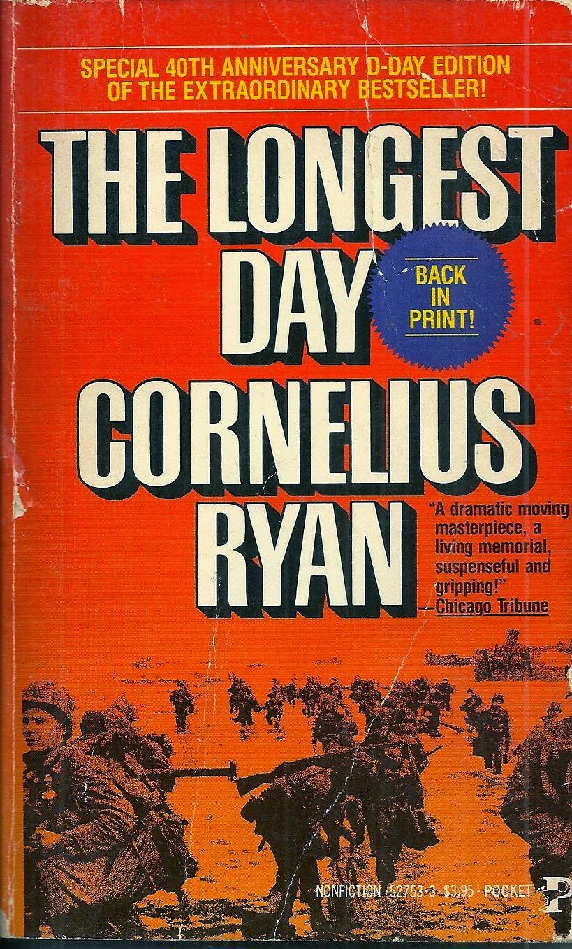 an analysis of the novel the longest day by cornelius ryan Essays and criticism on cornelius ryan so well in the last battle and the longest day, it is a superior book any analysis of the battle or.