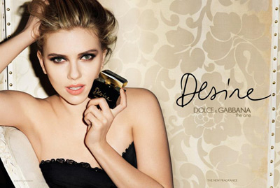 Dolce & Gabbana perfume mujer The One Desire