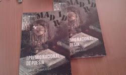 I Premio de Poesía Villa de  Madrid 2015